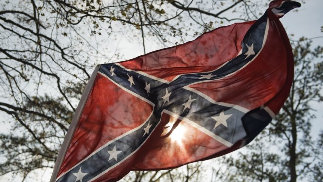 3 arrested at gathering denouncing Confederate torch protest