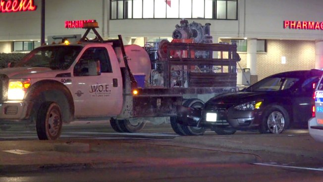 Construction Worker Hit by Suspected Drunken Driver in Dallas: PD