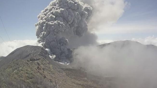 Flight Returns To DFW Due Costa Rica Volcano