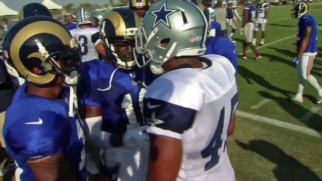 Cowboys to Open Preseason Against Rams in Los Angeles