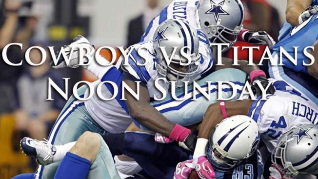 Cowboys-Titans Game Day Twitter Chat