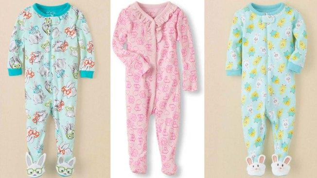 The Children's Place Recalls Pajamas