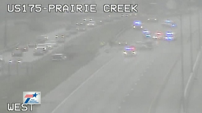 Fatal Crash Closes Eastbound 175 in South Dallas Friday