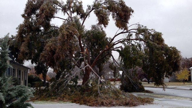 Thousands Still Without Power After Storm