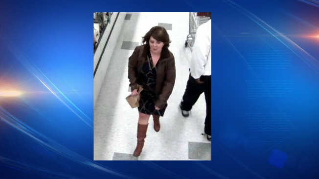 Plano Police Search for Credit Card Fraud Suspect