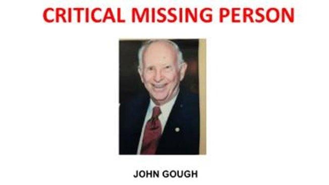 Missing 82-Year-Old Dallas Man Found