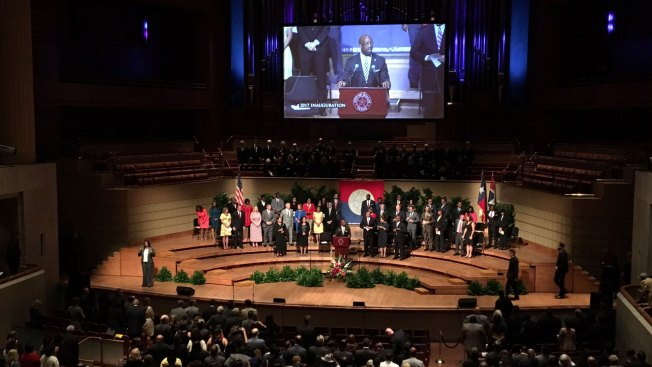 Dallas City Council Inaugurated Monday Morning