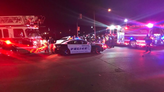 Two People Killed in Dallas Crash Wednesday Night