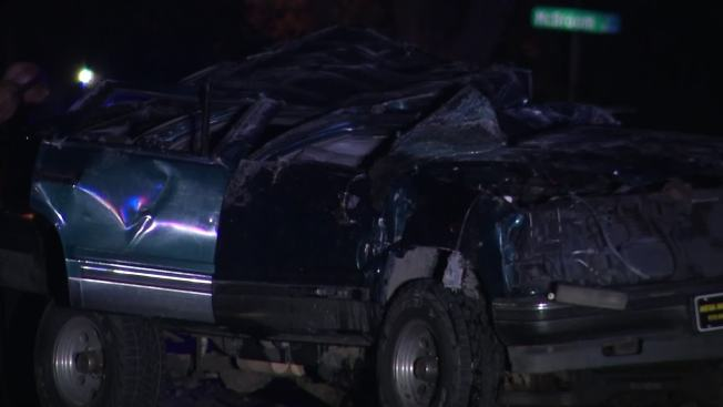 3 Killed, 1 Injured in West Dallas Crash: Authorities