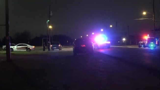 Dallas County Sheriff's Deputies Arrest Woman After Chase