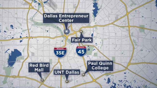 Start Up Scene Moving To South Dallas With New Center Nbc 5 Dallas
