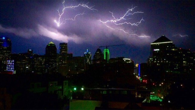 Warming to Make Thunderstorms Larger, More Frequent