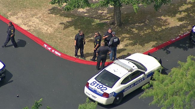 1 Shot in Southwest Dallas Apartment Community