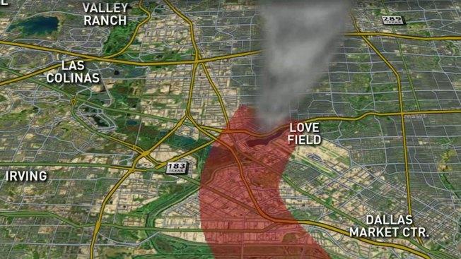 Deadly Tornado Tore Through Dallas County 61 Years Ago