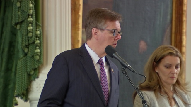 Texas Lt. Gov. Dan Patrick Says Pot Bill 'Dead' in the Senate