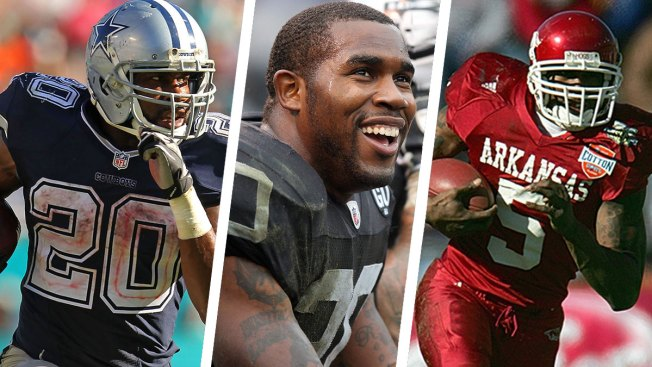 Through the Years: Darren McFadden