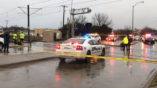 1 Killed, 3 Hurt After DART Train Collides With Car in Richardson