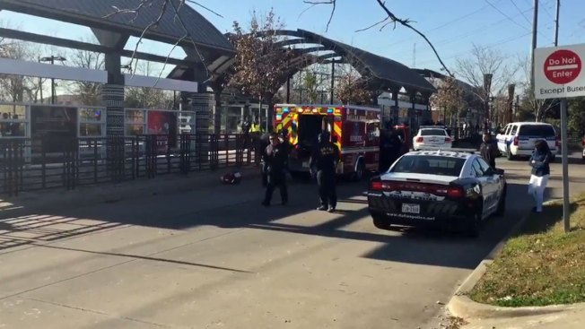 Teenager Shot at DART Station Near Fair Park: Police