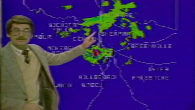 Tracking Storms Through The Finfrock Era
