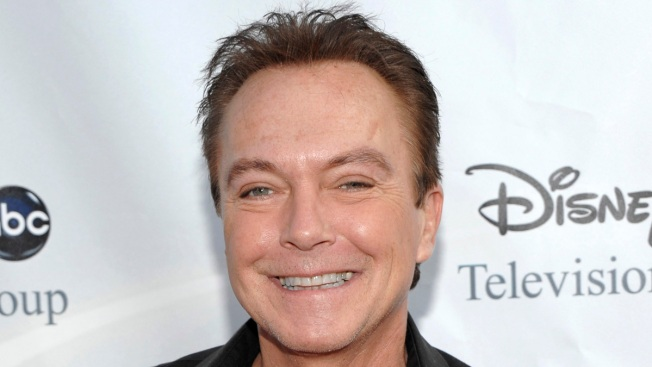 David Cassidy Ordered to Rehab in DUI Case