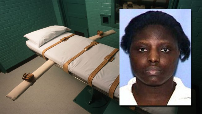 Supreme Court Rejects Death Row Appeal From Condemned Arlington Woman