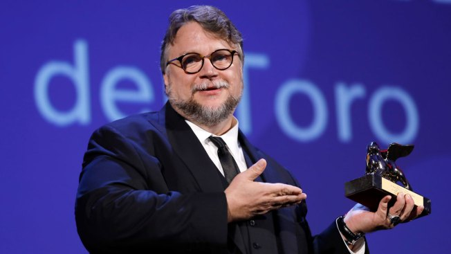 Del Toro's 'The Shape of Water' Wins Golden Lion at Venice