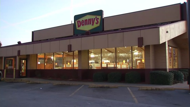 Body Found at Denny's After Shootings Leave 3 Dead