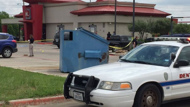 Woman Shot In Denton Jack In The Box Parking Lot Police