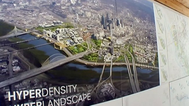 Design Competition Reconnects Dallas, Trinity River
