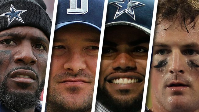Cowboys Players Take 4 Out of 5 Top Spots on NFLPA Player Sales List