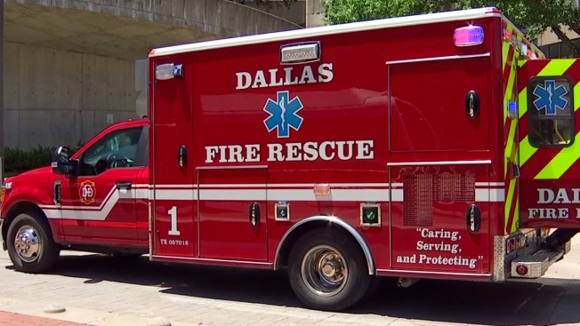 Man Killed, Body Found Outside Abandoned Dallas Fire House