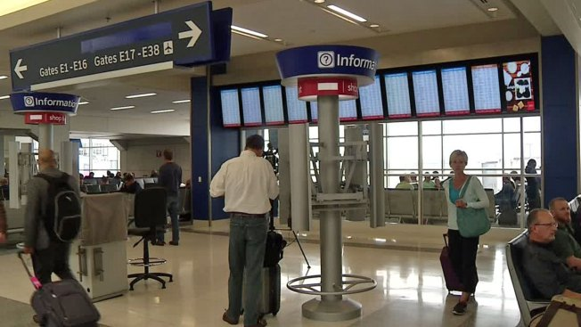 Total Passenger Traffic at D/FW Airport Up Slightly in 2016