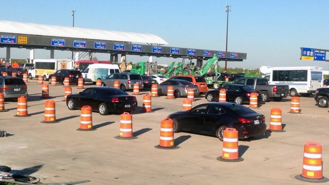 Toll Tag Problems Persist at DFW Airport