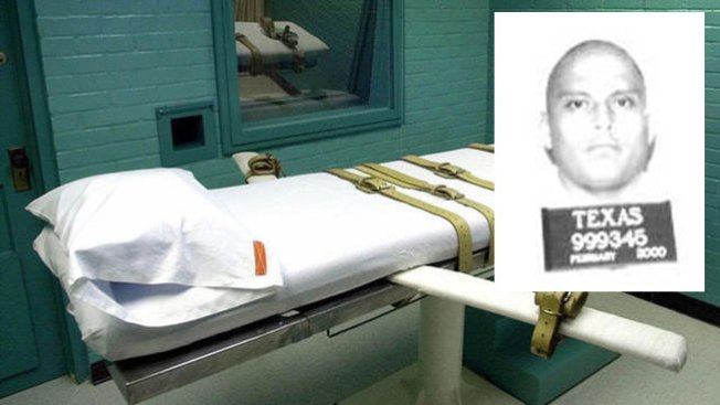 Man Who Stabbed Victim 94 Times Scheduled for Execution