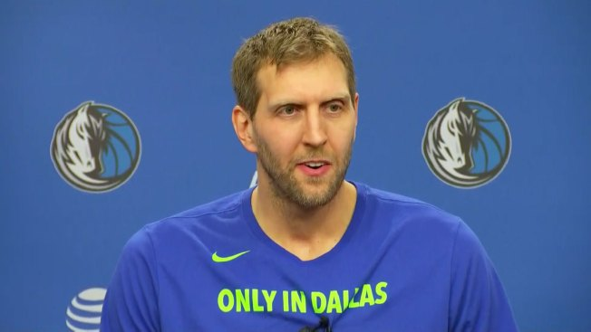 Dirk Nowitzki Says He'll Return for 21st Season With the Mavs