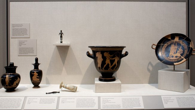 Italy Loans Dallas Museum of Art Installation After Looted Antiquities Returned