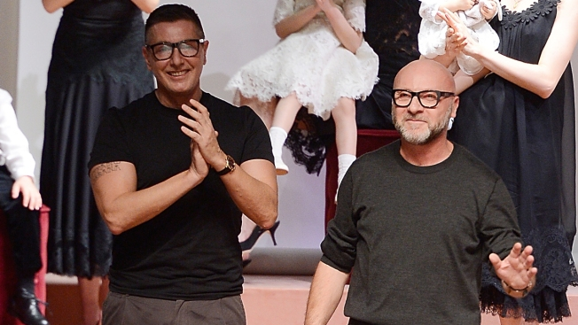 Dolce & Gabbana Say Comments About Traditional Families Not Meant to Judge