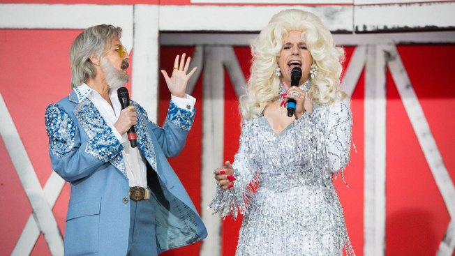 'Today' Team Reveals a 'Country' Halloween