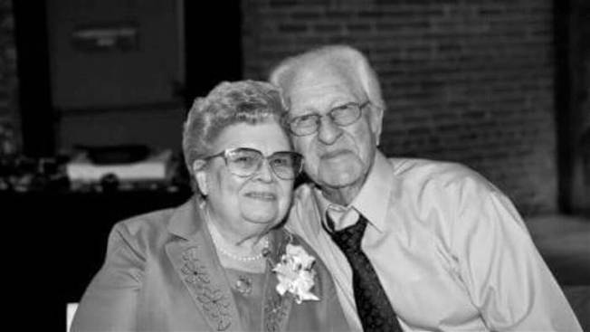 After 63 Years of Marriage, Couple Dies Within Just Hours of One Another