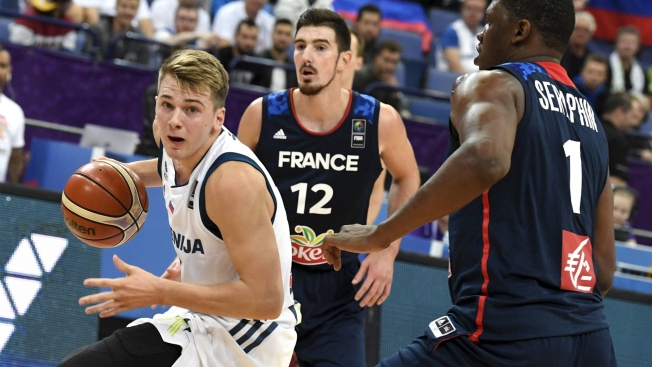 Mavs Acquire Luka Doncic From Atlanta