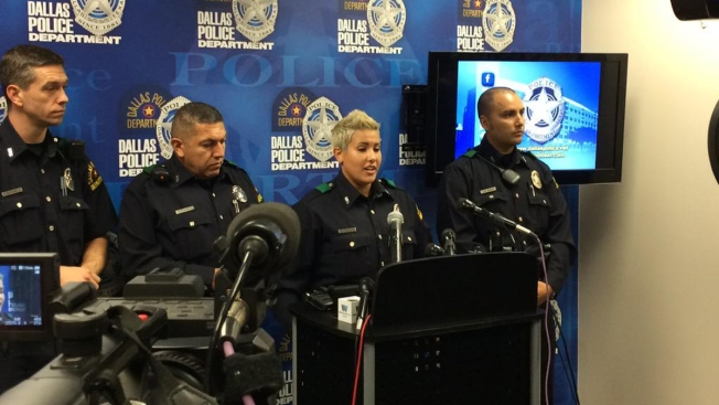 DPD Officers Recognized for Saving Child, 4, With Tourniquet