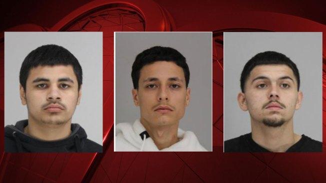 New Surveillance Video in Dallas Armed Robbery Crime Spree