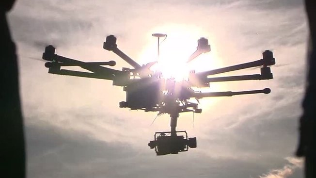 Texas Ranks Second in Registered Drone Users: FAA