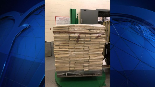 Border Patrol Busts $186k Worth Of Marijuana Near Laredo, TX