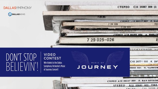 Dallas Symphony Orchestra Takes on Journey