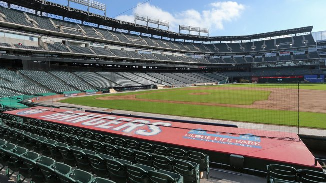 Rangers Add Safety Netting to Dugout Seats at Globe Life Park