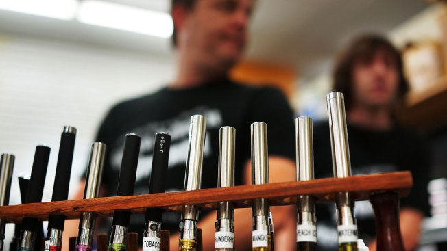 """Vapers"" Vent as NYC E-Cig Ban Takes Effect"