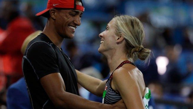 2-time Olympic Decathlon Champion Ashton Eaton, Wife Heptathlete Brianne Theisen-Eaton Retiring