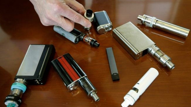 US Investigates Seizure Risk With Electronic Cigarettes