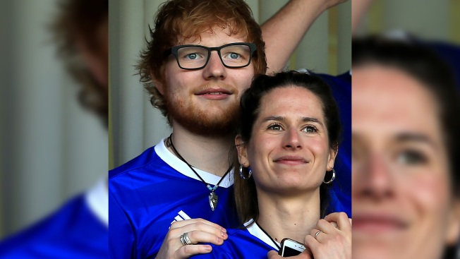 Ed Sheeran Reportedly Marries Cherry Seaborn in a Secret Winter Wedding Ceremony